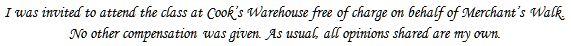 Merchants Walk Disclosure