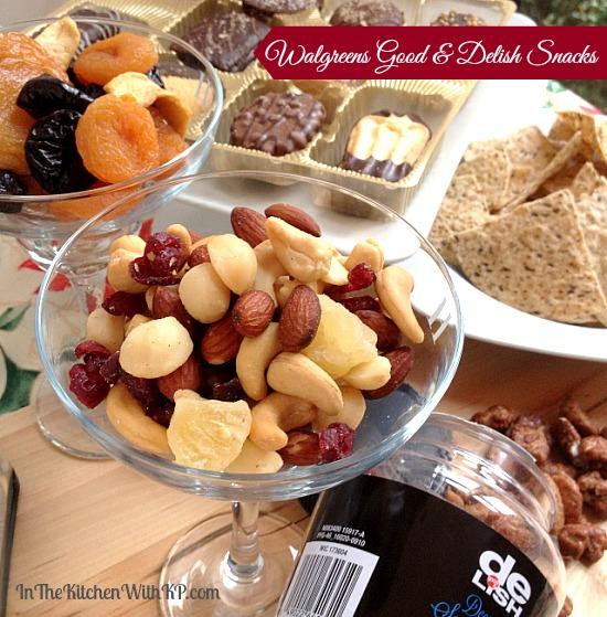 Walgreens Good & Delish Snacks #HappyAllTheWay #shop 1