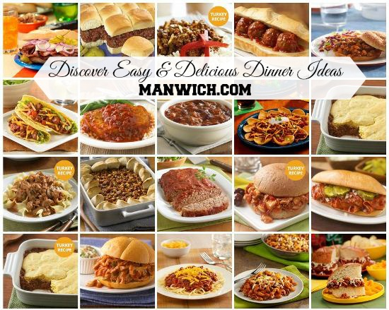 Discover Easy Delicious Dinner Ideas With Manwich And Win In