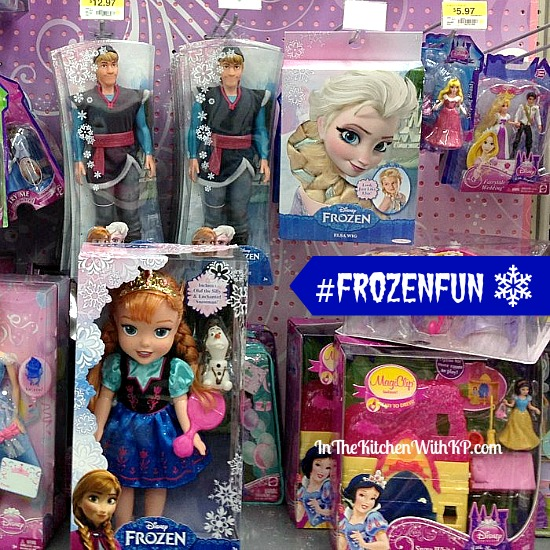 FROZEN Indoor Picnic with SUBWAY #FrozenFun #shop www.InTheKitchenWithKP 2