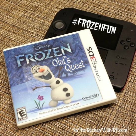 FROZEN Themed Indoor Picnic with SUBWAY #FrozenFun #shop www.InTheKitchenWithKP 5