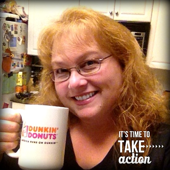 January Resolutions Get Moving #DunkinMugUp www.InTheKitchenWithKP #contest 2