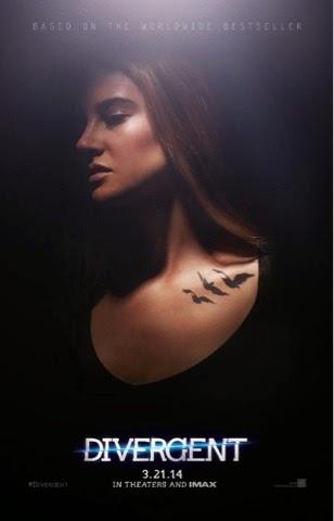 Divergent Movie Review www.InTheKitchenWithKP