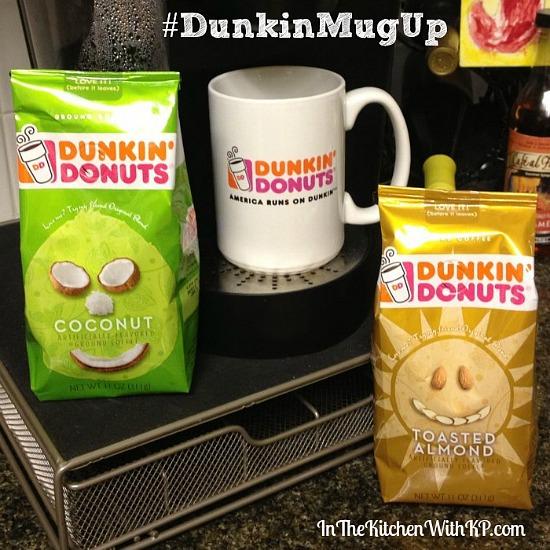 Dunkin Donuts Contest #DunkinMugUp #ad www.InTheKitchenWithKP 5