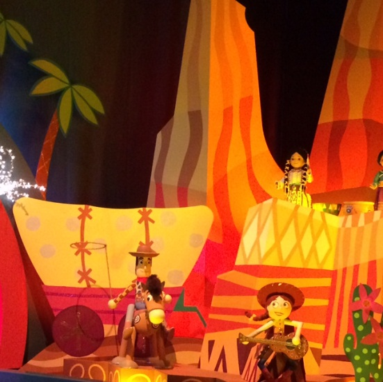 50th Anniversary of it's a small world in Disneyland Park #DisneySMMoms 10
