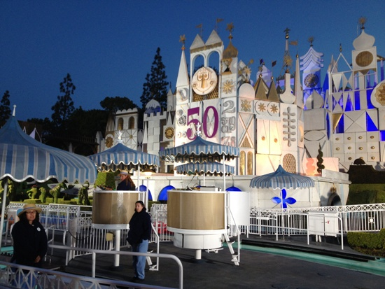 50th Anniversary of it's a small world in Disneyland Park #DisneySMMoms 4
