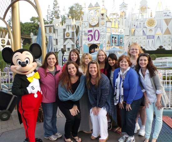 50th Anniversary of it's a small world in Disneyland Park #DisneySMMoms 9