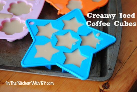 CreamyIced Coffee #Recipe www.InTheKitchenWithKP 4