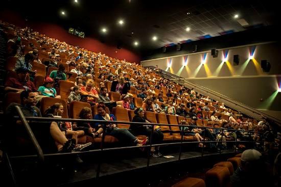 Disney Bears Screening Photo Credit Josh Hallet #DisneySMMoms 1