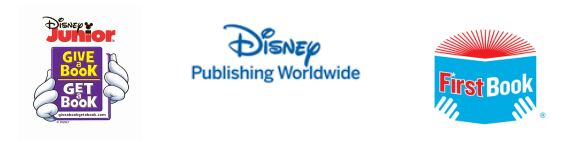 Disney Junior Give a Book Get a Book 1