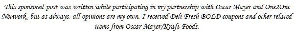 OscarMayer Disclosure One2One