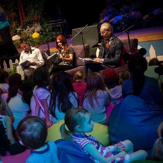 Disney Junior Give A Book, Get A Book Program #DisneySMMoms Josh Hallet 1