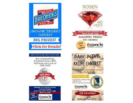 #FWCon Sponsor #Recipe #Contests www.InTheKitchenWithKP