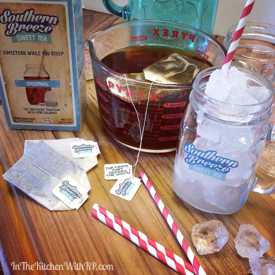Kick Back and Relax with @SouthernBreezeSweetTea #ad 3