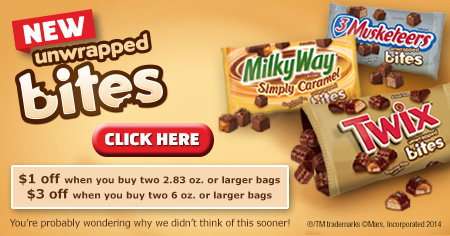 MARS_Bites_Coupon  In The Kitchen With KP #Coupon #Shop #EatMoreBites