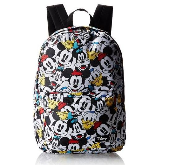 Disney Fab 5 All Over Print Backpack www.InTheKitchenWithKP
