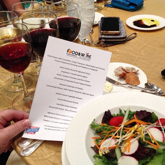 Food and Wine Conference Recap 3