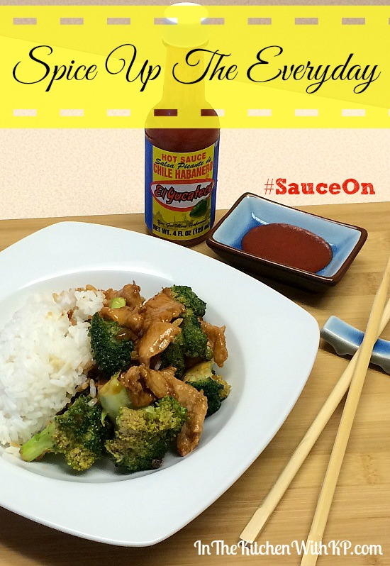 Spice Up The Everyday With El Yucateco Hot Sauce www.InTheKitchenWithKP #SauceOn #shop 2