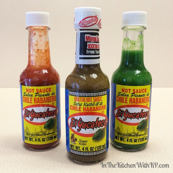 Spice Up The Everyday With El Yucateco Hot Sauce www.InTheKitchenWithKP #SauceOn #shop 3