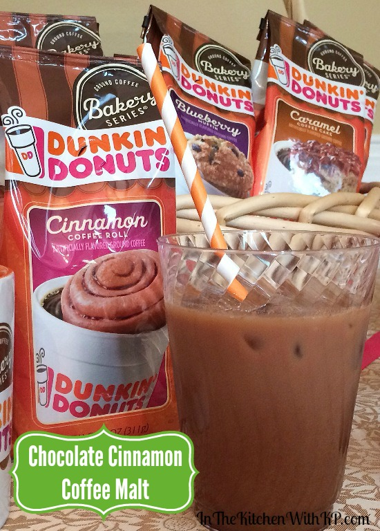 Fun Coffee Recipes with @DunkinDonuts Bakery Series Coffee ...