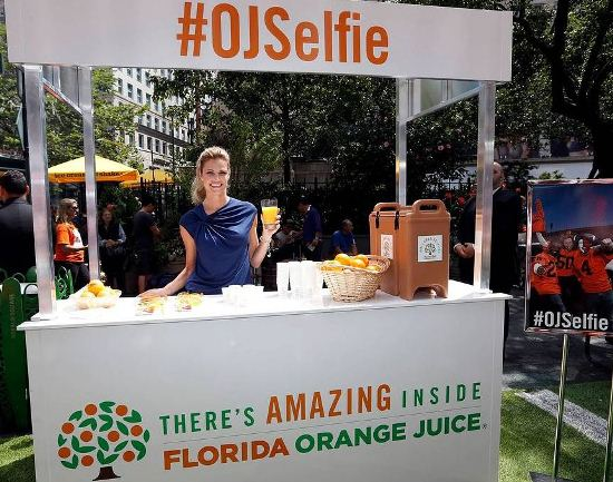 #OJSelfie Florida Tailgate 1