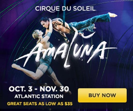 Cirque du Soliel Amaluna Atlanta Attraction www.InTheKitchenWithKP 1