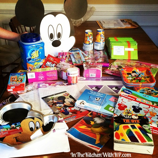 No Reason At All is the Best Reason to Host a Disney Side at Home Celebration   In The Kitchen With KP   DisneySide Party Ideas