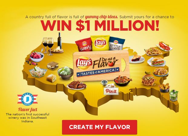 Lay's Do us a Flavor Contest | In The Kitchen With KP | #DoUsAFlavor #CG