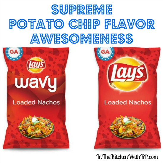 Lay's Do us a Flavor Contest   In The Kitchen With KP   #DoUsAFlavor #CG