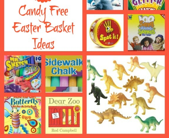 Candy Free Easter Basket Ideas | In The Kitchen With KP | Family Fun