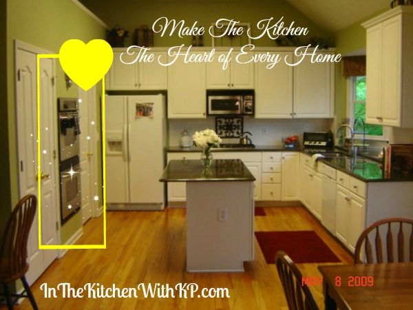 Make The Kitchen The Heart of Every Home In The Kitchen With KP
