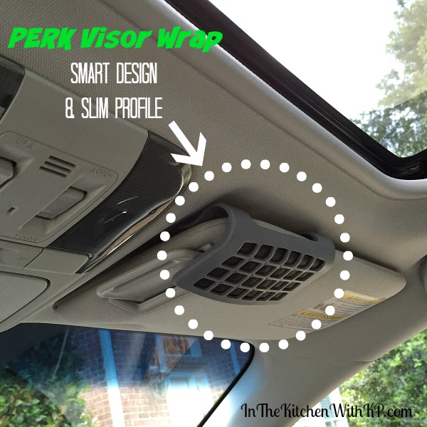 Freshen Your Daily Commute with PERK Automotive Air Freshener | In The Kitchen With KP | Travel Tips
