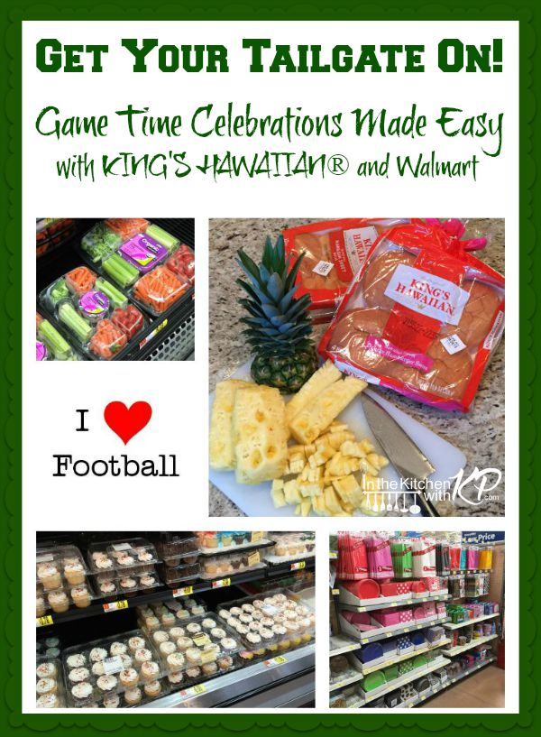 Game Time Celebrations Made Easy | In The Kitchen With KP | Tailgate Ideas