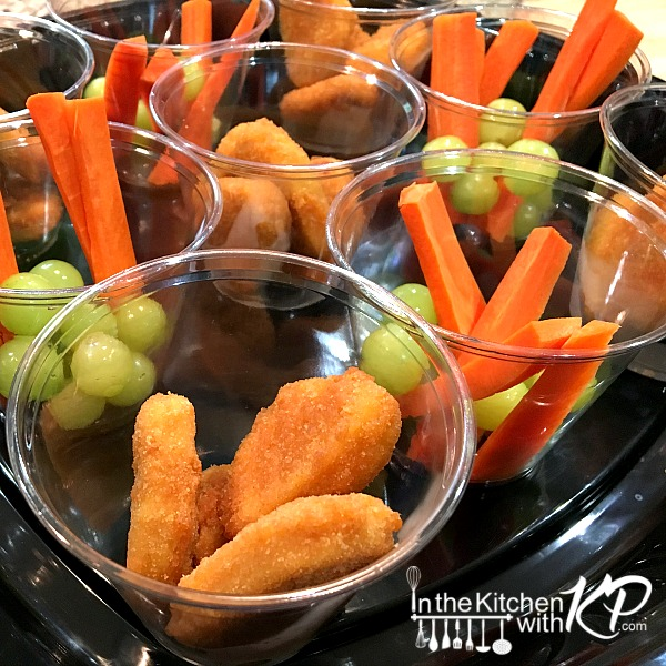 Easy Hot Lunch Idea for Kids on the Go | In The Kitchen With KP | Kid Friendly Food