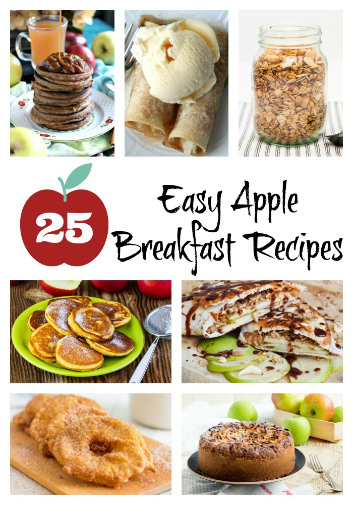 Easy Apple Breakfast Recipes | In The Kitchen With KP